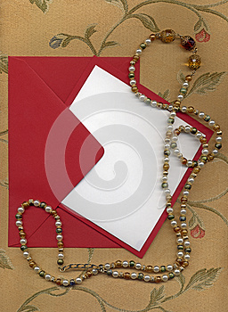 Paper Sheet And Envelope 2 Stock Photo - Image: 25328370