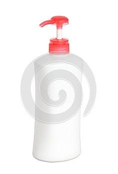 Soap Bottle Royalty Free Stock Image - Image: 25328526