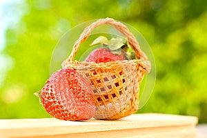 Fresh Strawberries Stock Photo - Image: 25328870
