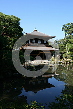 Ginkakuji Silver Pavilion In Kyoto, Japan Royalty Free Stock Images - Image: 25329809