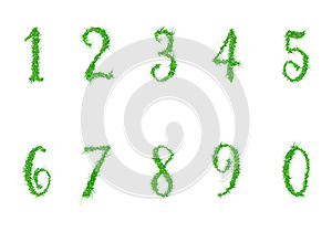 Numbers To Ten Royalty Free Stock Photos - Image: 25341228