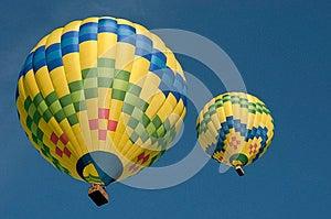 Hot Air Balloons Stock Image - Image: 25364581