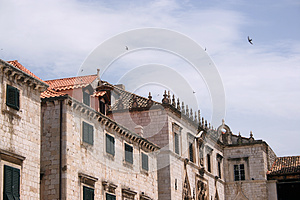 View On Dubrovnik Royalty Free Stock Photography - Image: 25365877