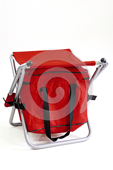 Red Chair Multipurpose Stock Images - Image: 25381554