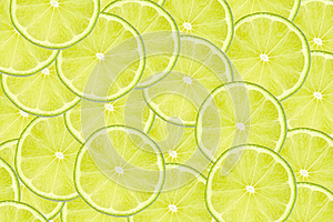 Slices Of Lime Royalty Free Stock Photos - Image: 25385898