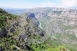 Verdon Gorge. Stock Image - Image: 25389581