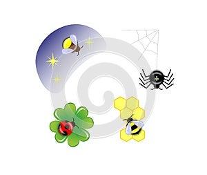 Bugs Royalty Free Stock Image - Image: 25394806