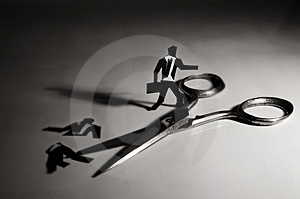 Cut And Run Stock Photo - Image: 2543370