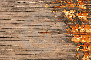 Wood With Scratches On The Sid Stock Image - Image: 2544491