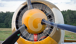 Propeller Royalty Free Stock Photography - Image: 25407077
