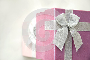 Top Of Gift Boxes Royalty Free Stock Image - Image: 25417996