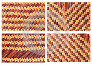 Handcraft Weave Texture Stock Images - Image: 25418214