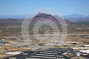 Red Mountain Royalty Free Stock Image - Image: 25427726