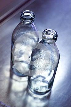 Glass Bottle Stock Photo - Image: 25435130