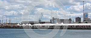 Harbor Festival Royalty Free Stock Photos - Image: 25438888