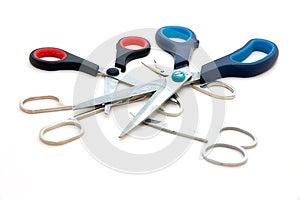 Scissors Royalty Free Stock Photos - Image: 25439228