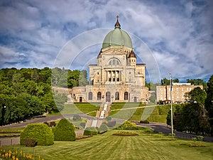 St. Joseph's Oratory Stock Photo - Image: 25442040
