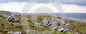 The Burren Near Derreen, West Eire Royalty Free Stock Photos - Image: 25461318