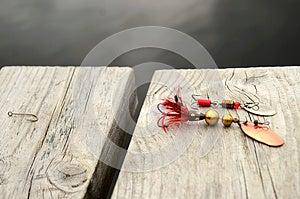 Fishing Bait Royalty Free Stock Images - Image: 25462059