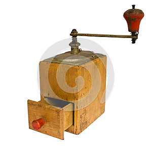 Old Rusty Grinder Royalty Free Stock Photography - Image: 25465277