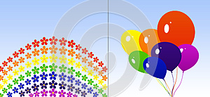 Rainbow Colors Royalty Free Stock Photography - Image: 25468267