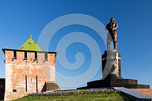 Chkalov Stock Image - Image: 25468911