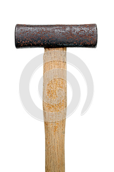 Old Hammer Royalty Free Stock Images - Image: 25473219