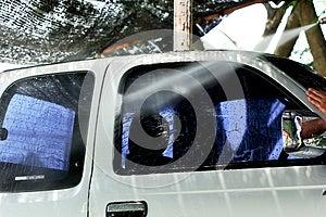 Car Wash Royalty Free Stock Photos - Image: 25476828