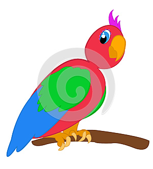 Parrot Stock Photo - Image: 25477730
