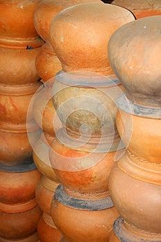 Pottery Stock Image - Image: 25480881