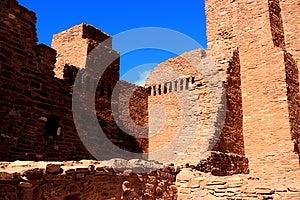 Quarai Ruin Walls Royalty Free Stock Photos - Image: 25487048