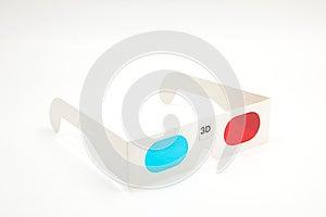 3D Glasses Stock Image - Image: 25494111