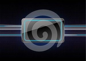 Futuristic Background Royalty Free Stock Photography - Image: 25495907