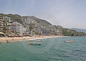 Beach Resorts Royalty Free Stock Photo - Image: 2554045