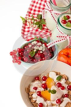 Healthy Breakfast Stock Photography - Image: 25514742