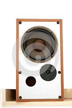 Hifi Speaker Royalty Free Stock Photos - Image: 25518678