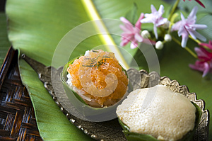 Close Up Traditional Dessert Royalty Free Stock Image - Image: 25524836