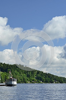 An Ship Stock Photo - Image: 25528550