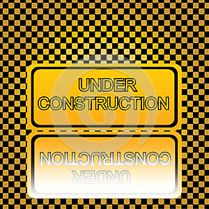 Under Construction Sign Royalty Free Stock Photography - Image: 25532937