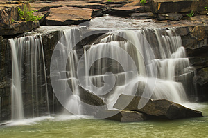 Waterfall Royalty Free Stock Photography - Image: 25541297