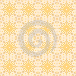 Yellow Stars Background Light Royalty Free Stock Images - Image: 25544699