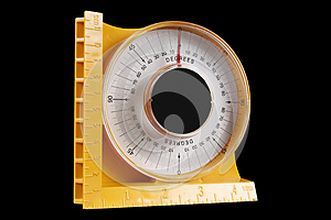 Magnetic Angle Locator Royalty Free Stock Photo - Image: 25555915