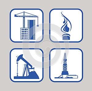 Set Of Icons. Stock Photo - Image: 25557660