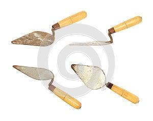Rusty Trowel Stock Image - Image: 25562921