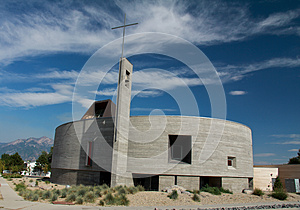 Christian Church Royalty Free Stock Images - Image: 25570489