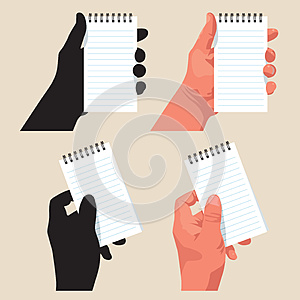 For Your Note Stock Photo - Image: 25572160