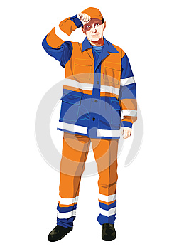 Worker Stock Images - Image: 25582314