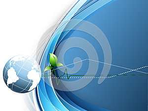 Environmental Vector Concept. Eps10 Royalty Free Stock Photo - Image: 25588255