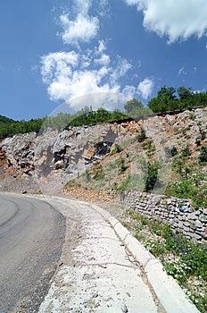 Bicaz Geological Stock Photos - Image: 25590483