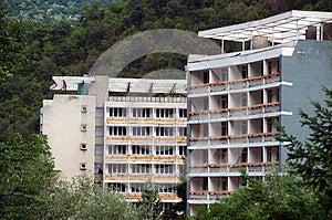 Herculane Old Hotel Royalty Free Stock Photography - Image: 25591647